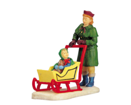 Carriage Sled