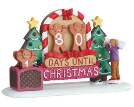 Gingerbread Countdown