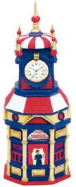 Mr.Christmas World's Fair Vignette - Clock Tower