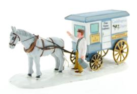 Victorian Milk Wagon