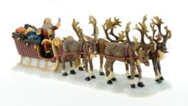 Santa Reindeer Sledge