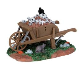 Scary Wheelbarrow
