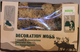 Decoratie Mos