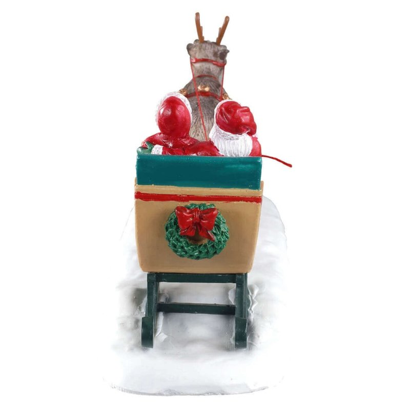 North Pole Sleigh Ride