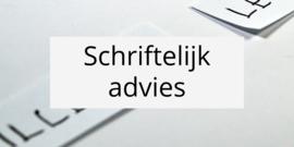 Schriftelijk advies