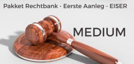 Pakket rechtbank eiser MEDIUM