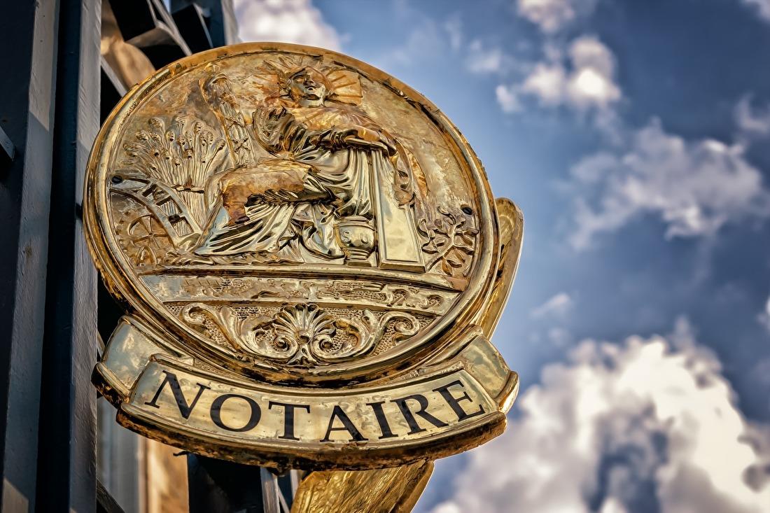 Fout van notaris