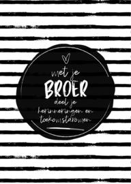 Kaart | Broer