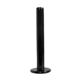kandelaar | Tube 21cm - black