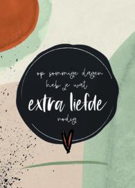 Kaart | Extra liefde