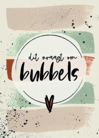Kaart | Bubbels
