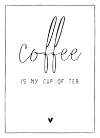 Kaart | Cup of tea