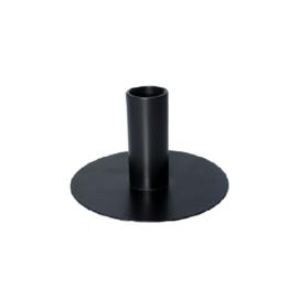 Kandelaar | Zwart 6,5cm