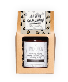 Handlotion in giftbox