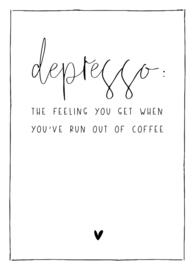 Kaart | Depresso