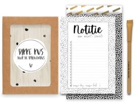 Giftbox | Kus brievenbus