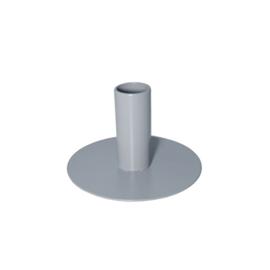 Kandelaar | Cool Grijs 6,5cm