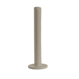 Tube | kandelaar 21cm - Grey