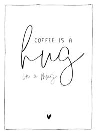 Kaart | Hug in a mug