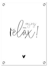 Enjoy and relax