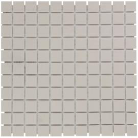Vloer Mozaiek Beige Onverglaasd Porselein TMF London LO2335