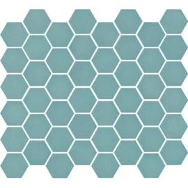 VAL25M ValenciaTurquoise mat