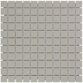 Vloer Mozaiek Grijs Onverglaasd Porselein LO2329 TMF London