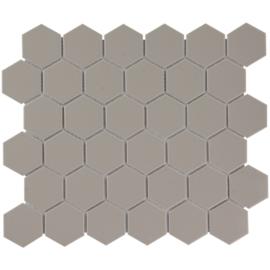 Mozaiek Hexagon Taupe 51x59mm TMF Barcelona AFH13030