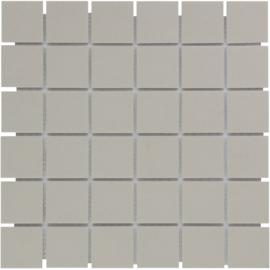 Vloer Mozaiek Grijs Onverglaasd Porselein TMF London LO1029