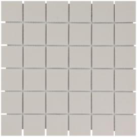 Vloer Mozaiek Beige Onverglaasd Porselein TMF London LO1035