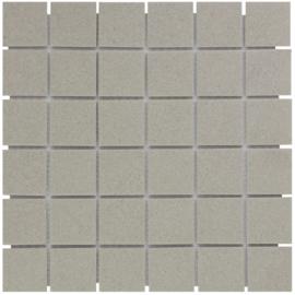 Vloer Mozaiek Grijs Spikkel Onverglaasd Porselein TMF London LO1030