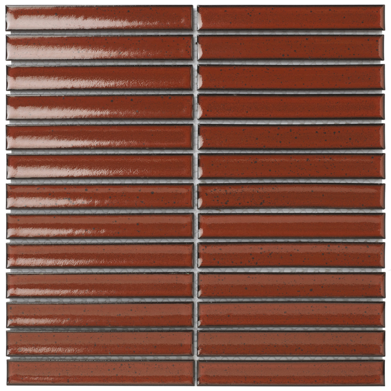 SEF20010 Terra Rood Kit Kat Mozaiek