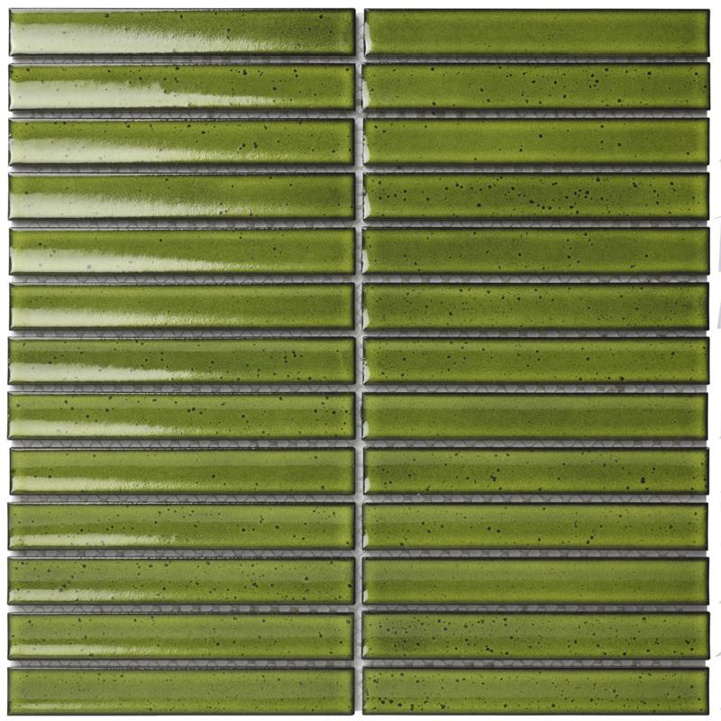 SEF20550 Groen Kit Kat Mozaiek