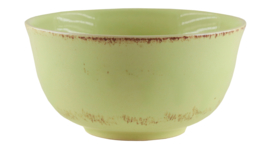 Small bowl green Oliva