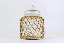 Jar with Baint Benai large
