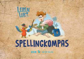 Spellingkompas Leren Lukt