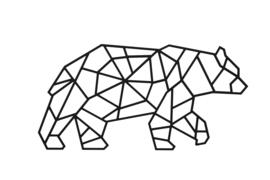 Geometrische beer