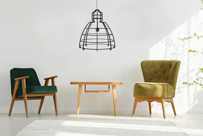 Industriële lamp 001 ø 50cm