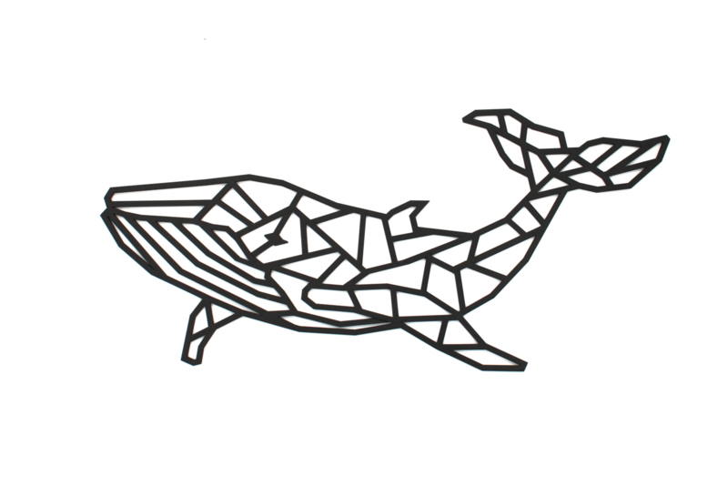 Geometrische walvis