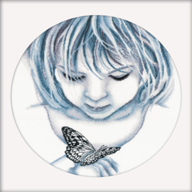 Butterfly Girl Aida telpakket - RTO