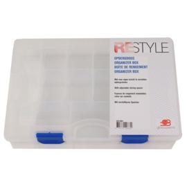 L Organizer Box ReStyle
