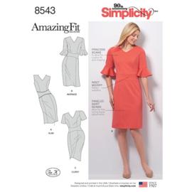 8543 BB Simplicity maat 46 - 54