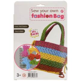 Naaipakket tas voor kinderen