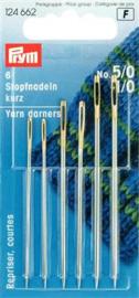 No. 5/0 - 1/0 Stopnaalden Prym