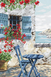 Villa Aida Leti Stitch Borduurpakket