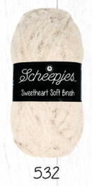 532 Sweetheart Soft Brush Scheepjes