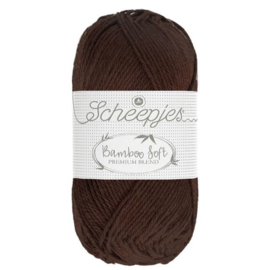 257 Smooth Cocoa Bamboo Soft Scheepjes