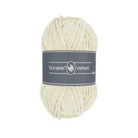 326 Ivory Velvet - Durable