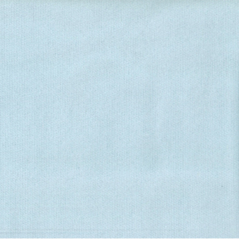 Zacht Blauw Flanel 35x50 cm