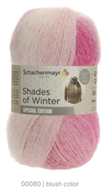 80 Blush Color Shades of Winter - SMC Schachenmayr